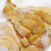 中華鍋と麦茶で作るスモークチキン
