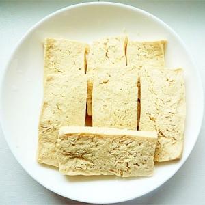 高野豆腐(凍り豆腐)の作り方