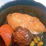 赤魚と野菜の煮付け