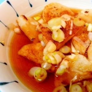 サクサク美味しい!長芋の焼き浸し♪