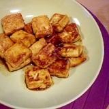 豆腐のしょうが焼き