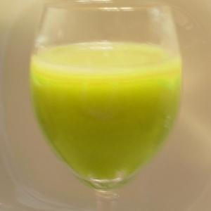 ハーシーチョコ檸檬抹茶ジュース