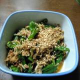 作り置き料理:野菜/ししとうとじゃこの炒め煮