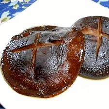 ぷりぷりして美味しい生椎茸の甘辛煮