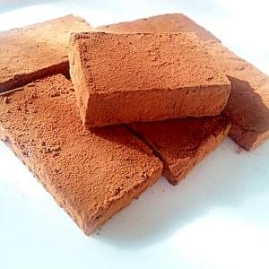 誰でも簡単!生チョコレート