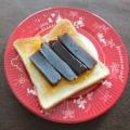 蜂蜜みかんジャム羊羹トースト