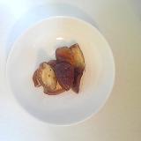 椎茸のハーブ炒め