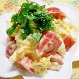 ☆トマトのたまごサラダ☆