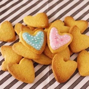 ホットケーキミックスで簡単☆アイスボックスクッキー