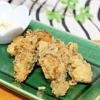 舞茸で、カキフライもどきにマイッタケ…驚きの味