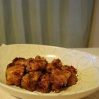 鶏のマスタードソテー