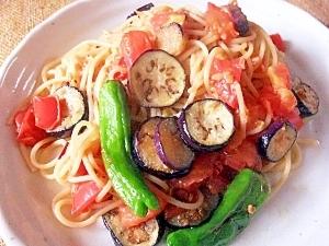 簡単!『食べるオリーブオイル』でペペロンチーノ