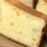 金柑の米粉シフォンケーキ