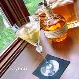 自家製花梨酒(カリン酒)