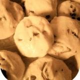 混ぜるだけ!簡単チョコチップソフトクッキー*