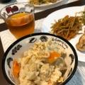 ごぼう・にんじんの炊き込みご飯