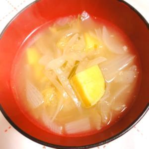 みりん多めの甘いスープ