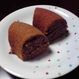 ヘルシー美味しい♪黒豆ココアのリングケーキ
