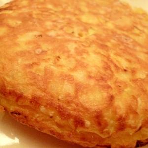 パン粉入り☆キャベツのふんわり焼き