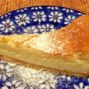 濃厚★ベイクドチーズケーキ