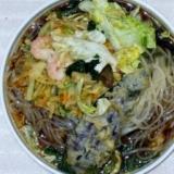 冷やし中華スープの冷麺