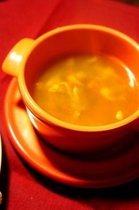 野菜たっぷり、切って煮るだけスパイシーカレースープ