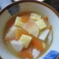 寒い日に最高☆具だくさん納豆汁♪