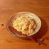 麺つゆで簡単♡アサリ入り卯の花