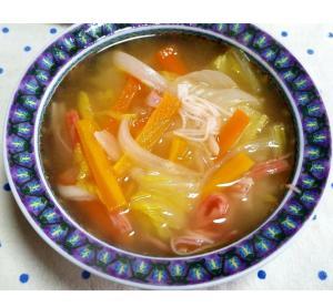 ほっこり和風スープ