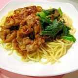 スパイシー カレー麺♪