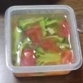 野菜のゼリーよせ