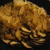 フライパンで!野菜と肉の焼肉風グリル