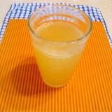 オレンジのワインスプリッツアー♪
