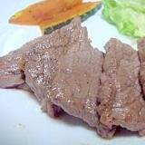 安い肉でも柔らかくなる!ステーキの焼き方