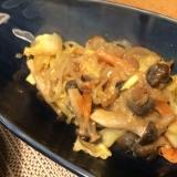 野菜たっぷり鮭のちゃんちゃん焼き