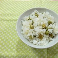 豆ごはん(2)