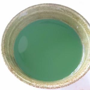 伊藤園の青汁で作る健康ゼリー