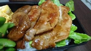 お弁当に、つくおきに、豚の味噌漬け