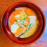 わがやの愛されメニュー♡鮭と根菜のかす汁