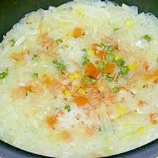 手抜きレシピで超簡単!美味しいエビピラフの炊き方!