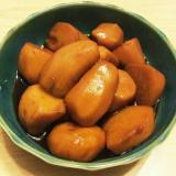 すき焼きのタレで里芋の煮っころがし