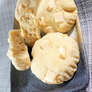 糖質制限☆チーかま&ツナのお惣菜☆蒸しパン