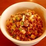 超簡単!蕎麦の実の和風サラダ