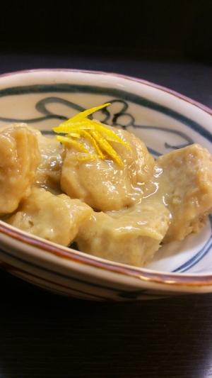 里芋の西京味噌煮