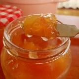 バーミキュラ鍋で塩レモン入りリンゴジャム