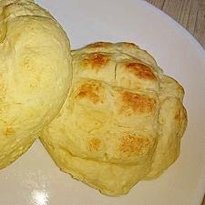 トースターで‼甘夏果汁メロンパン