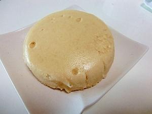 離乳食♪ きなこ蒸しパン