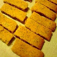 簡単サラダ油と袋で★紅茶クッキー