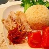 ルクルーゼで鶏飯