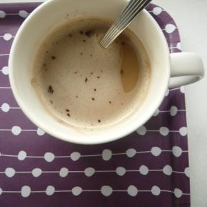 ネスプレッソで作るココアカフェラテ